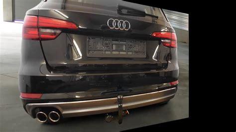 Audi A6 Ahk Nachr Sten by Anh 228 Ngerkupplung Audi A4 Avant Abnehmbar 1152728 Youtube