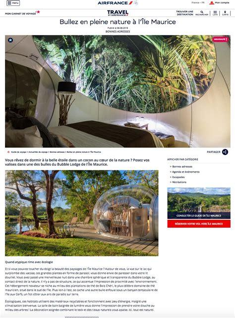 Feedback About Bubble Lodge Mauritius