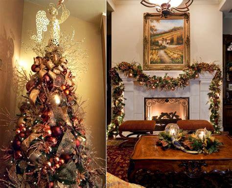 interni natalizi come decorare albero di natale in modo originale idee e