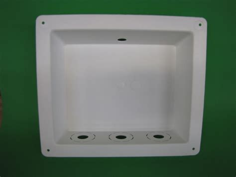 Plumbing Outlet Box by Mobile Home Parts Washing Machine Outlet Box Plumbing Ebay