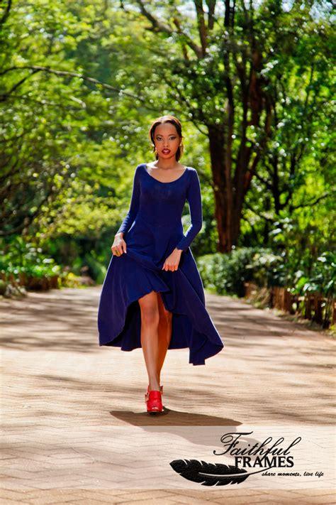 ladies fashion in kenya 10 kenyan hot ladies who prove that blue is fashion but