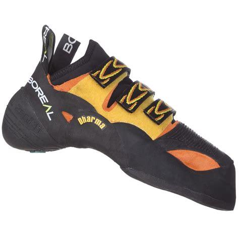 boreal rock climbing shoes boreal dharma climbing shoe backcountry