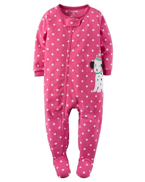 Infant Footed Sleepers by S Infant Toddler Fleece Footed Pajamas