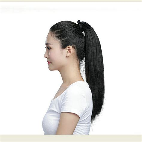 real ponytail hair extensions 100 real hair ponytail hair drawstring ponytails pony