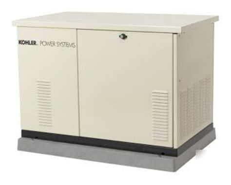 generators kohler 12kw home emergency backup generator