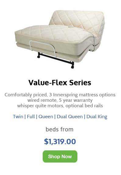 flex a bed adjustable beds ship free