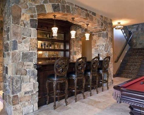 gemstone home decor 30 basement bar ideas furnish burnish