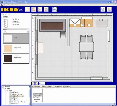 bedroom planner ikea home planner