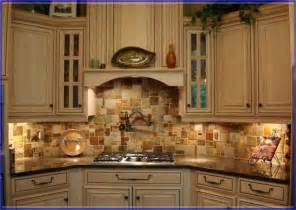 Copper Tile Backsplash For Kitchen Copper Kitchen Backsplash Ideas Quicua