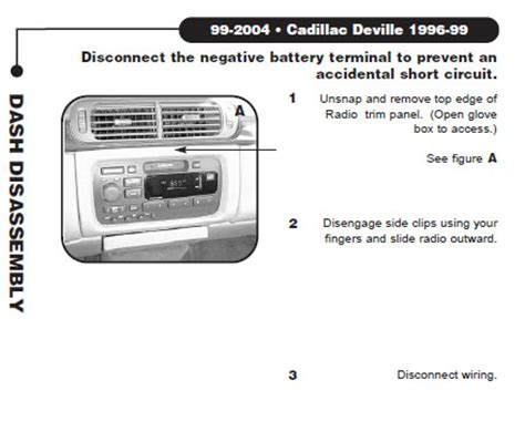 cadillac deville installation parts harness wires kits bluetooth iphone tools dr