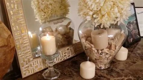 Hobby Lobby Vases Diy Elegant 2 Dollar Tree Candle Stick Vase Youtube