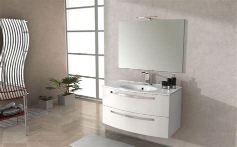 mobili bagno baden haus composizione mobile bagno quot stella 100 quot colore bianco