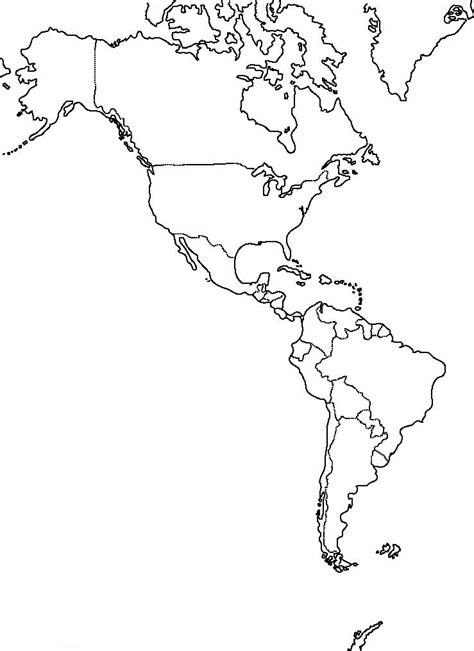 mapa politico de america imagenes profe de historia mapas mudos