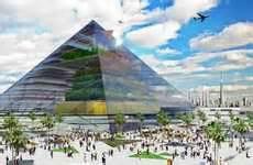 porocity rehabilitation for mumbai india evolo leaning triangular towers porocity concept