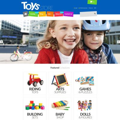 shopify themes toys toy store shopify themes templatemonster