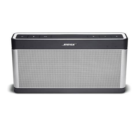 Speaker Bose Soundlink 3 bose soundlink bluetooth speaker iii portable bluetooth speaker ebay