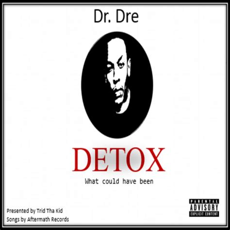 Detox 2 Dr Dre by Detox Mixtape By Dr Dre Hosted By Trid Tha Kid