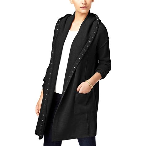 Studded Sweater style co studded cardigan sweater sweaters apparel
