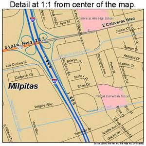 milpitas california map milpitas california map 0647766