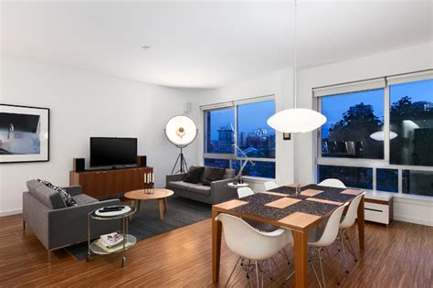 houzz esszimmer beleuchtung real estate modern living room vancouver by two