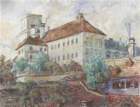 hitler house painter hitler s drawings and watercolors blog of an art admirer