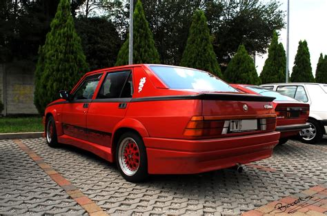 Alfa Romeo 75 by Alfa Romeo 75 Evoluzione For Sale Johnywheels
