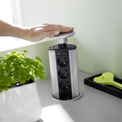bloc prise pour cuisine bloc prise escamotable pour cuisine home interior