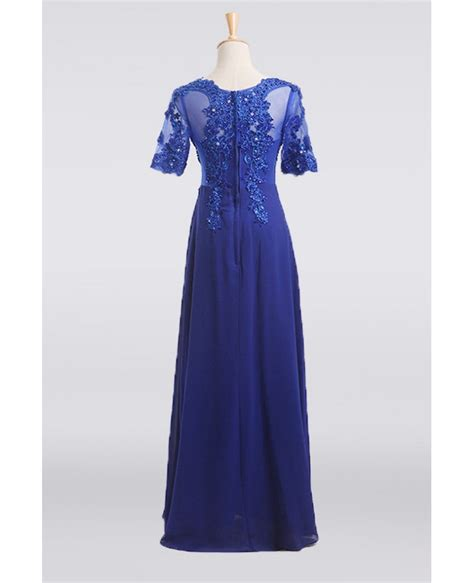 photos of trendy styles with chiffon trendy long chiffon mother of the bride dress with lace