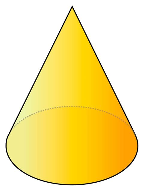 cone shape what is a cone dk find out