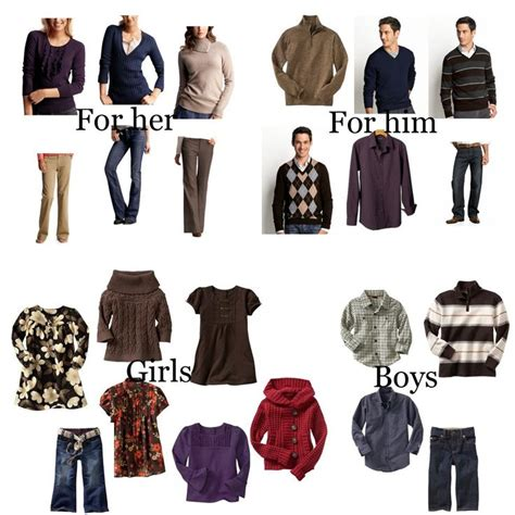 clothing themes for family pictures 17 best images about clothing options for pictures on