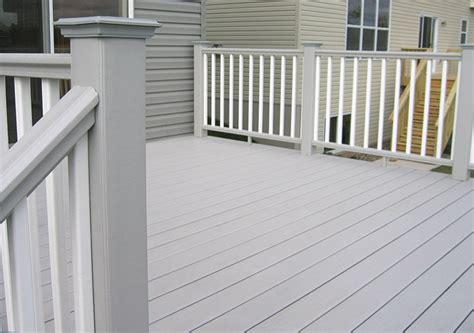 gray deck grey deck outside living pinterest
