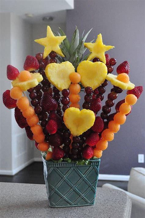 fruit arrangements diy creative s day bouquets unique ideas for s