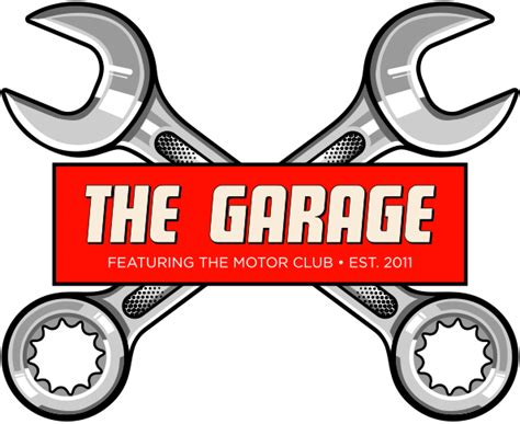 The Garage Motor Club by Shaun Cavanaugh Design