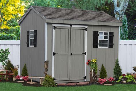 buy diy storage shed kits  car garage kits amish built
