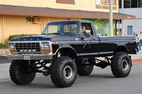 ford truck 4 wheel drive navymailman flickr