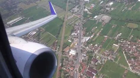 batik air jogja youtube batik air pk lbh takeoff from adi sucipto airport in