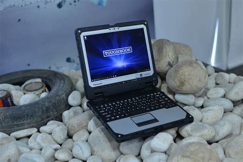 rugged laptops in india panasonic toughbook cf 33 2 in 1 laptop launched in india 91mobiles