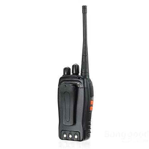 Handy Talkie Walkie Talkie Single Band Uhf Omthcrbk baofeng bf 888s walkie talkie single band two way radio interphone us 22 22