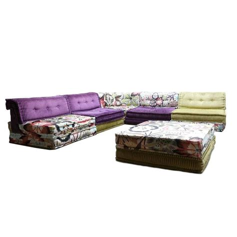 mahjong sofa mah jong sofa by roche bobois at 1stdibs