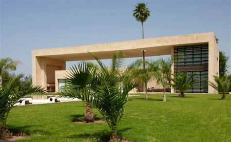house with separate guest house contemporary home separate guest house in morocco