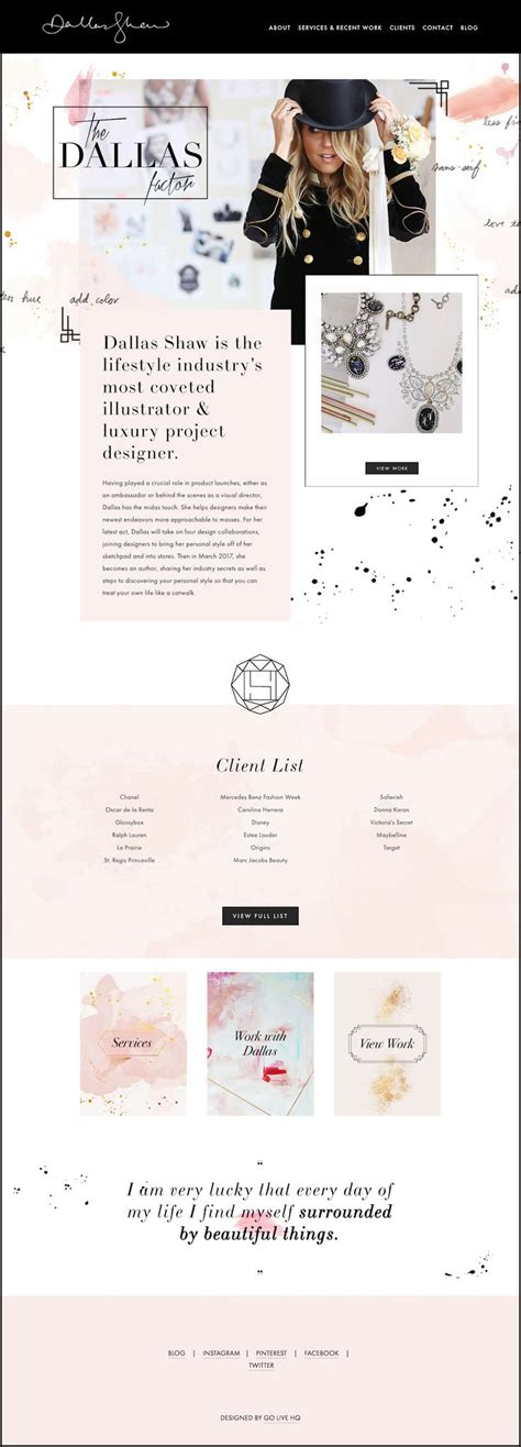 25 Best Ideas About Website Template On Pinterest Business Website Templates Web Company And Squarespace Agency Template