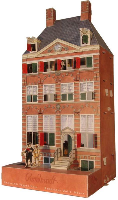 design your doll house piet design dollhouse rembrandt museumshop the hague
