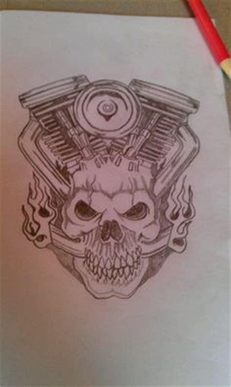 motor skull 1000 images about motor skulls on truck