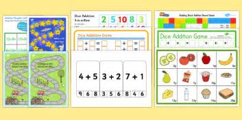 addition board games ks1 printable addition games ks1 printable addition games ks1 sums