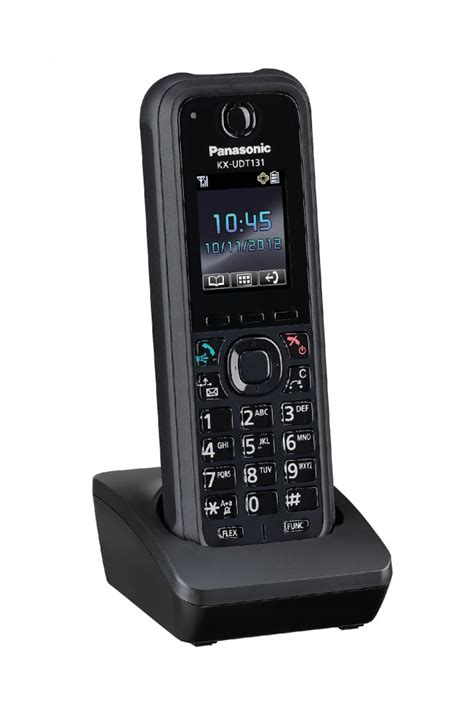 panasonic rugged phone panasonic kx udt131 dect rugged cordless phone thetelecomspot