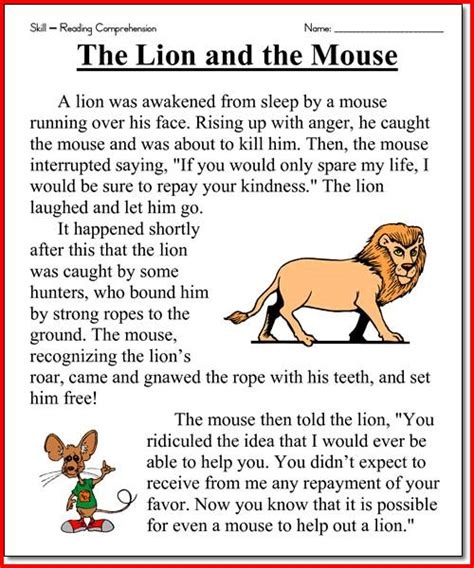 reading comprehension test for grade 1 science test for 1st graders quizes multiple choice and