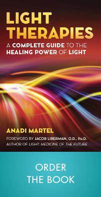 the healing light books sensortech light therapy colour healing wellness stress led