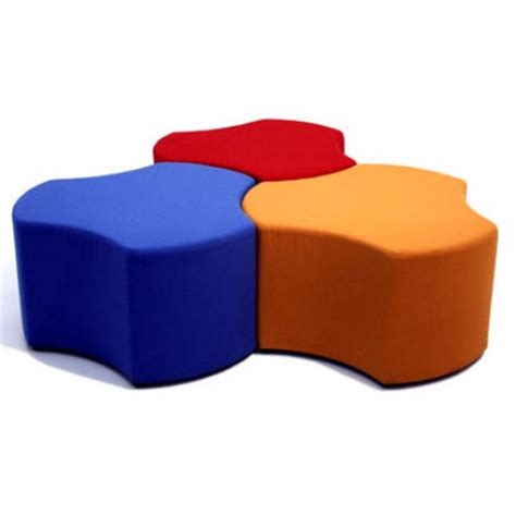 clover ottoman clover ottoman specfurn commercial office furniture