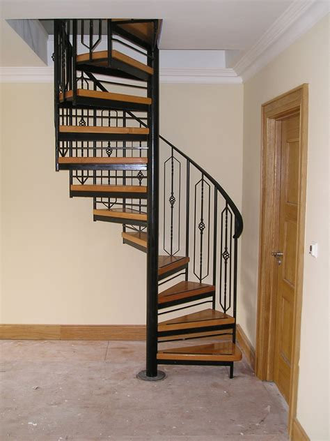 Spiral Staircase by Carpenterstown Traditional Spiral Stairs Spireco