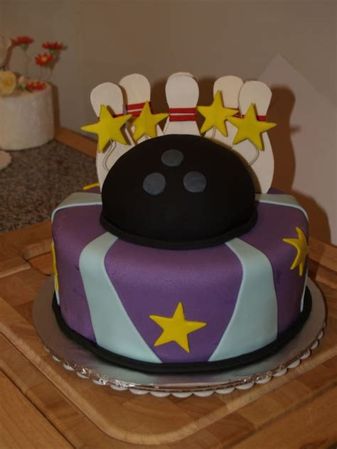 themed cake decorations bowling cakes decoration ideas birthday cakes